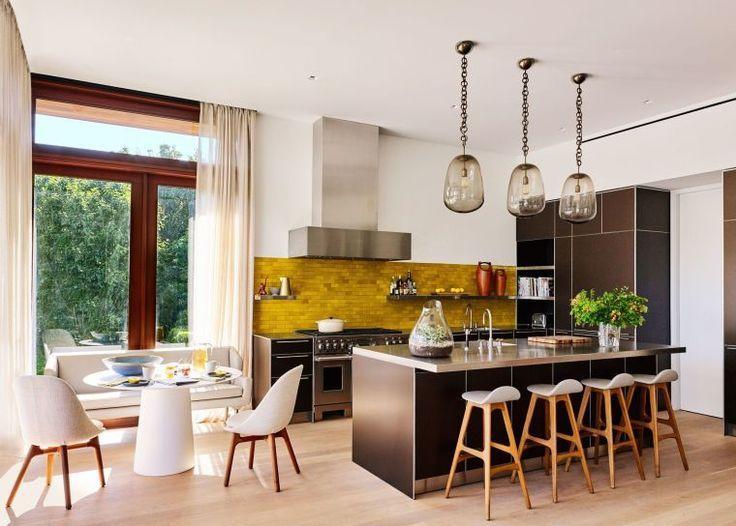 Idée décoration et relooking cuisine tendance image description modèle de cuisine moderne decoration scandinave