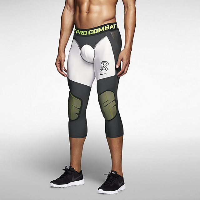 Nike Pro Hyperstrong Slider Tight Men's Baseball Tights. Nike Store