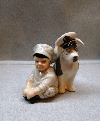 Little Rascals Spanky Petey Dog Salt Pepper Shakers WG | eBay