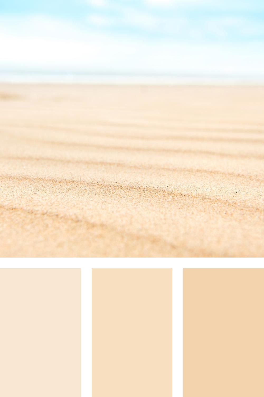 Paleta De Colores Arena Mejores Combinaciones De Colores Paletas De Colores Colores
