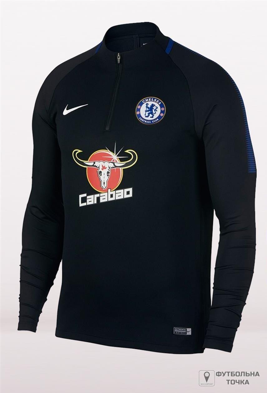 bb27a491 Реглан Nike Chelsea FC Squad Drill Top . . . #реглан #худи #толстовка