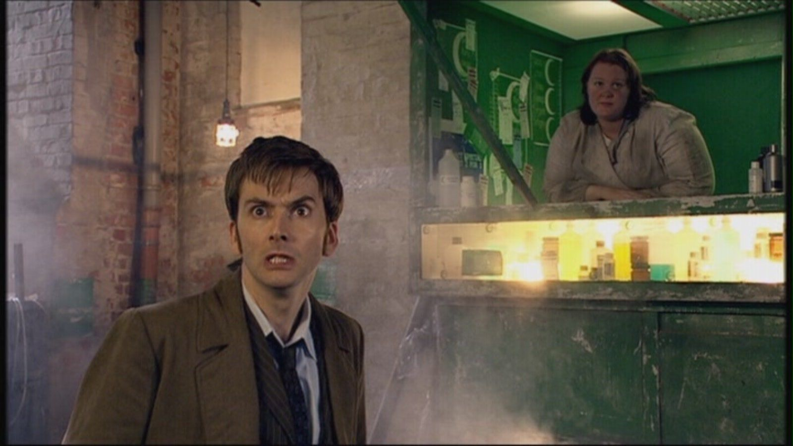 Image of 3x03 Gridlock for fans of Doctor Who.  Exactly the image I was looking for. Whovian inspiration.
