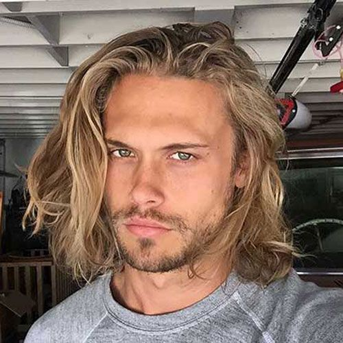 Awesome 1000 Images About Long Hairstyles For Men On Pinterest Long Short Hairstyles Gunalazisus