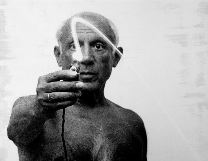 Picasso paintings, Light painting and Pablo picasso on Pinterest