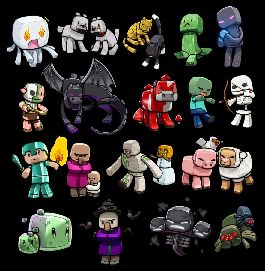 Minecraft Dessin Zombie Minecraft Cartoons Pinterest Anime - Minecraft spiele mit zombies
