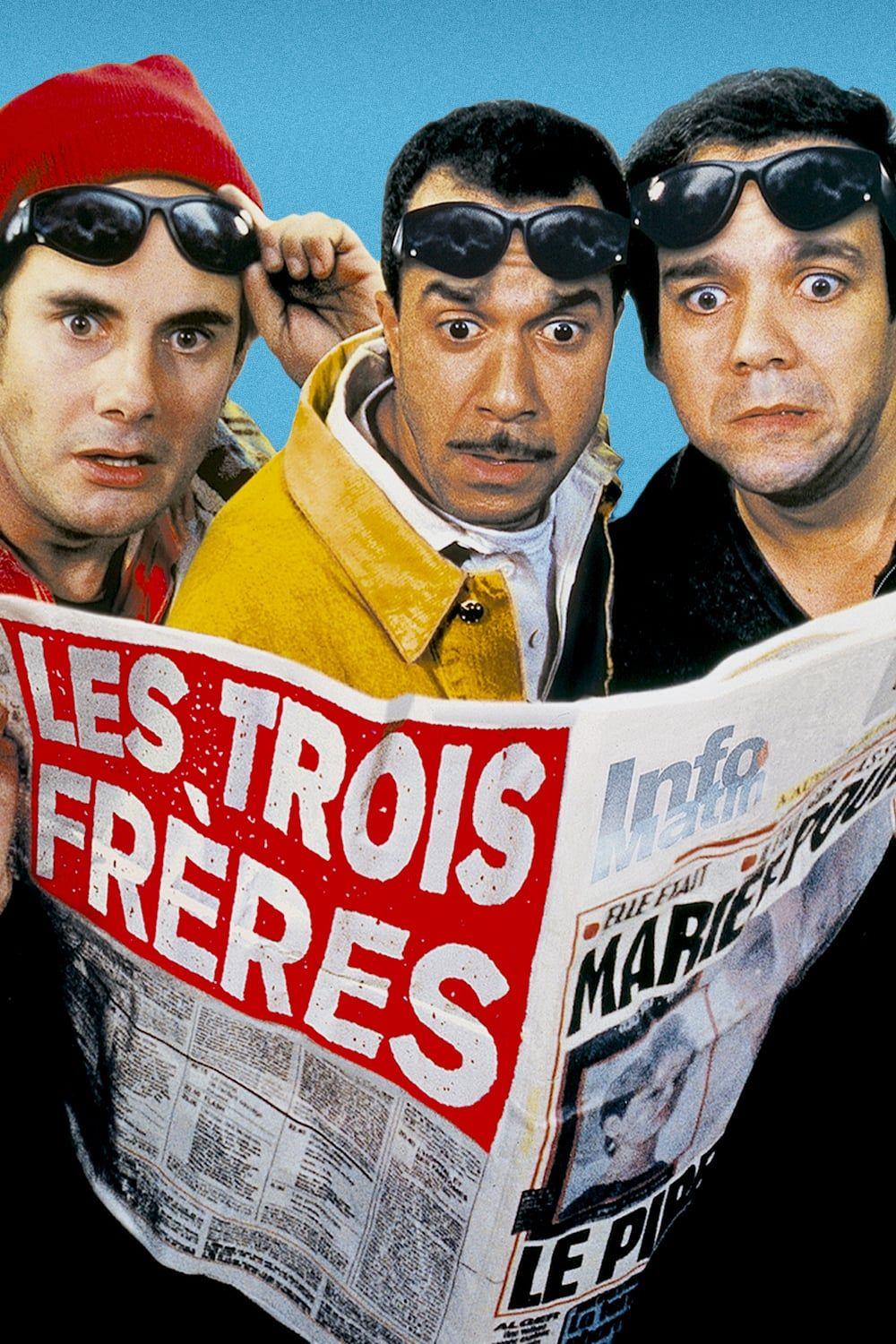 Les Trois Freres Moviescomedy Three Half Brothers Are Reunited At Their Mother S Funeral After Bei Three Brothers Free Movies Online Full Movies Online Free