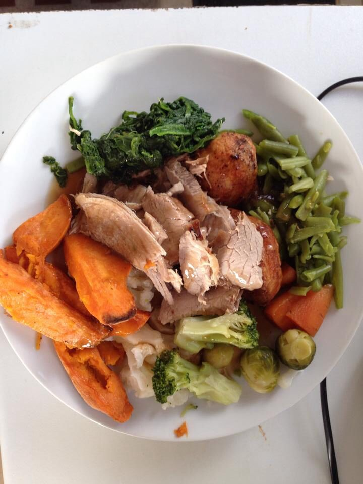 who says you can t have a roast dinner for 600 calories everything
