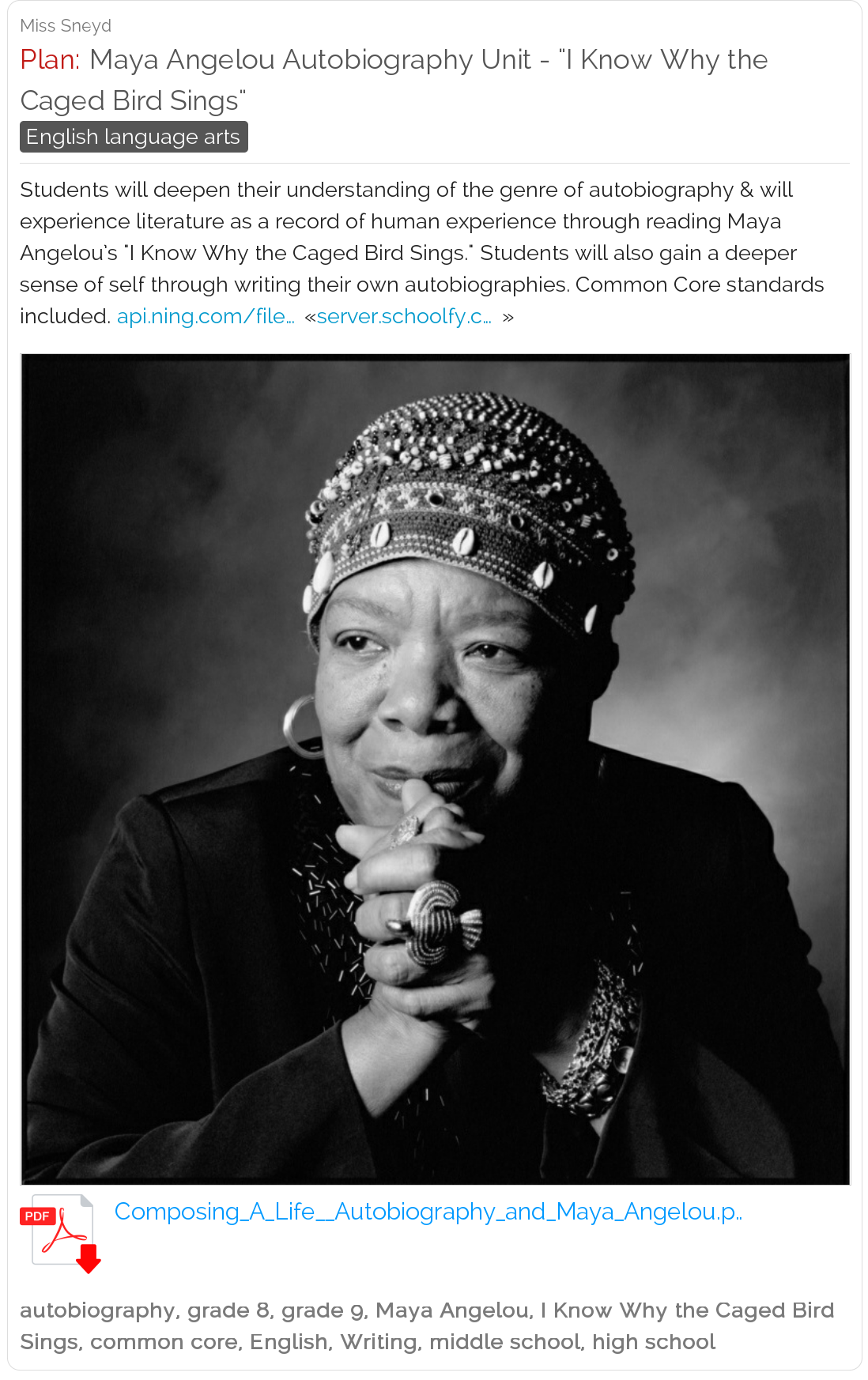 a angelou autobiography unit i know why the caged bird a angelou autobiography unit i know why the caged bird sings