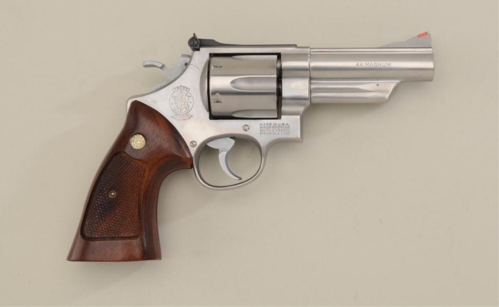 "Smith & Wesson Model 629-1 DA revolver, .44 Magnum cal., 4"" barrel ..."