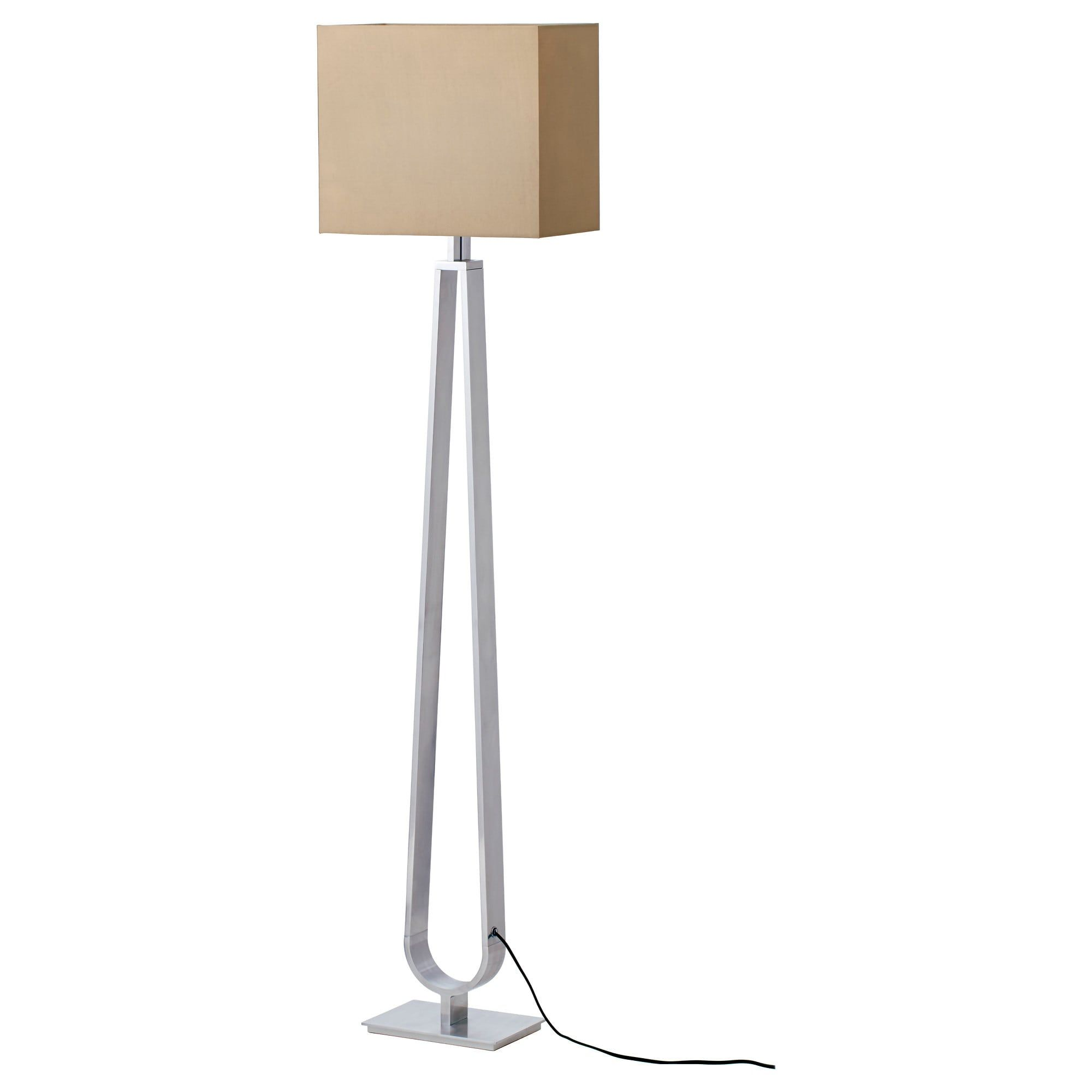 Klabb Standleuchte Hellbraun Verstellbare Stehlampe Stehlampe