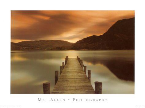 Ullswater Glenridding Cumbria By Mel Allen Framed Art Prints Framed Art Lake District