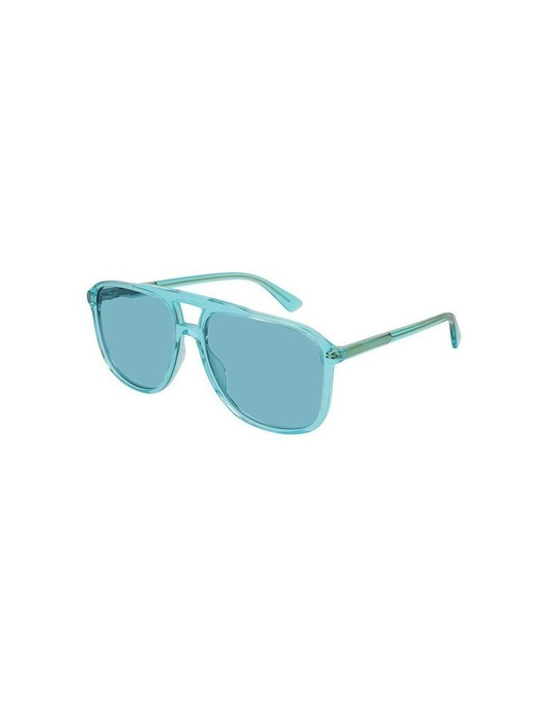 522f5e5a004 Sunglasses GUCCI original GG0262 S 003 58-16 Light Blue (eBay Link ...