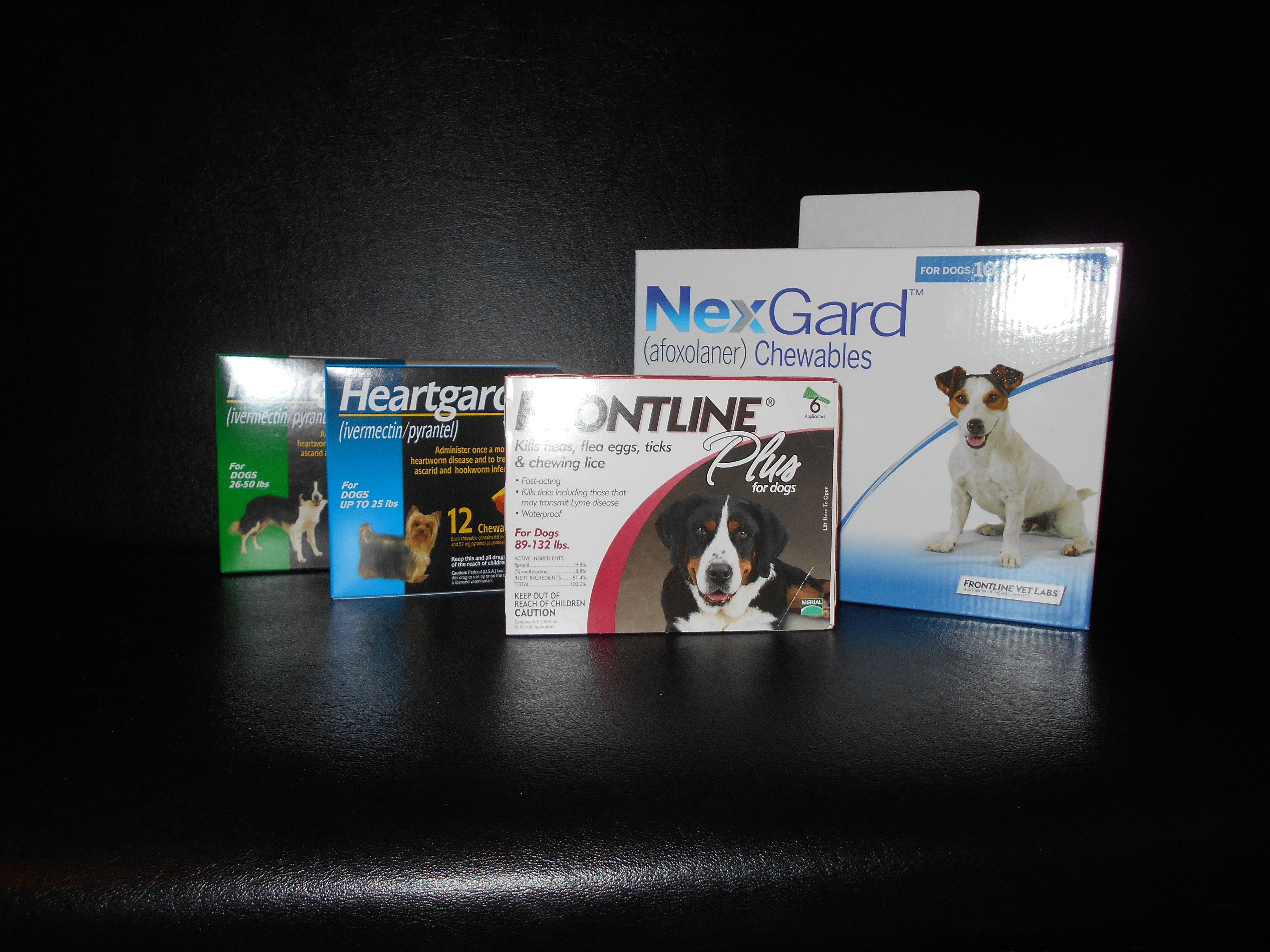 When You Purchase A 12 Month Supply Of Heartgard And A 6 Month Supply Of Either Frontline Topical Flea A Heartworm Prevention Flea And Tick Heartworm