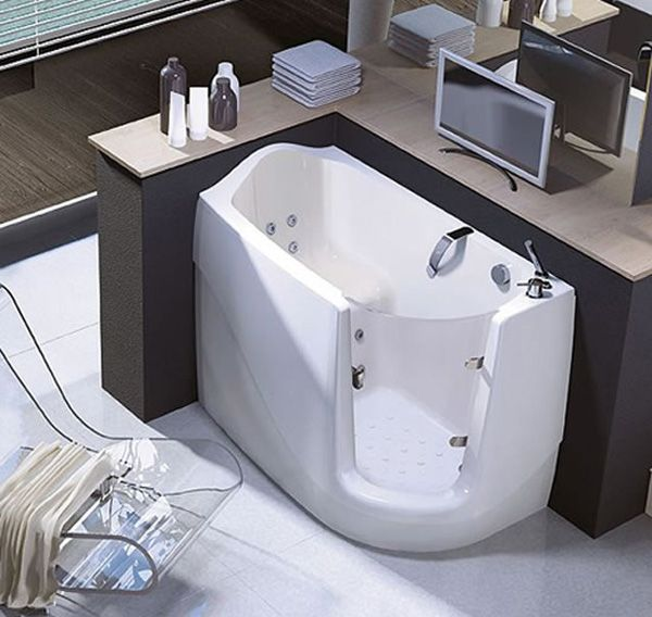 Five Bathtubs That Will Transform Your Boring Bathroom Into A