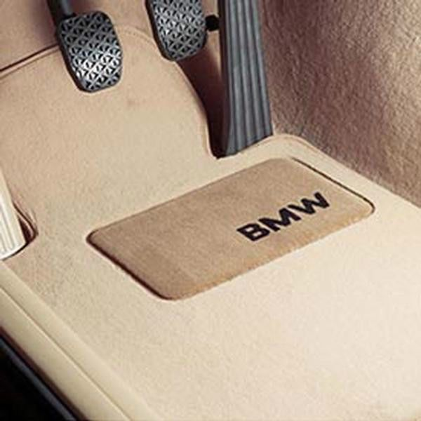 Awesome Great Bmw Oem Beige Carpeted Floor Mats 2007 2013 3 Series