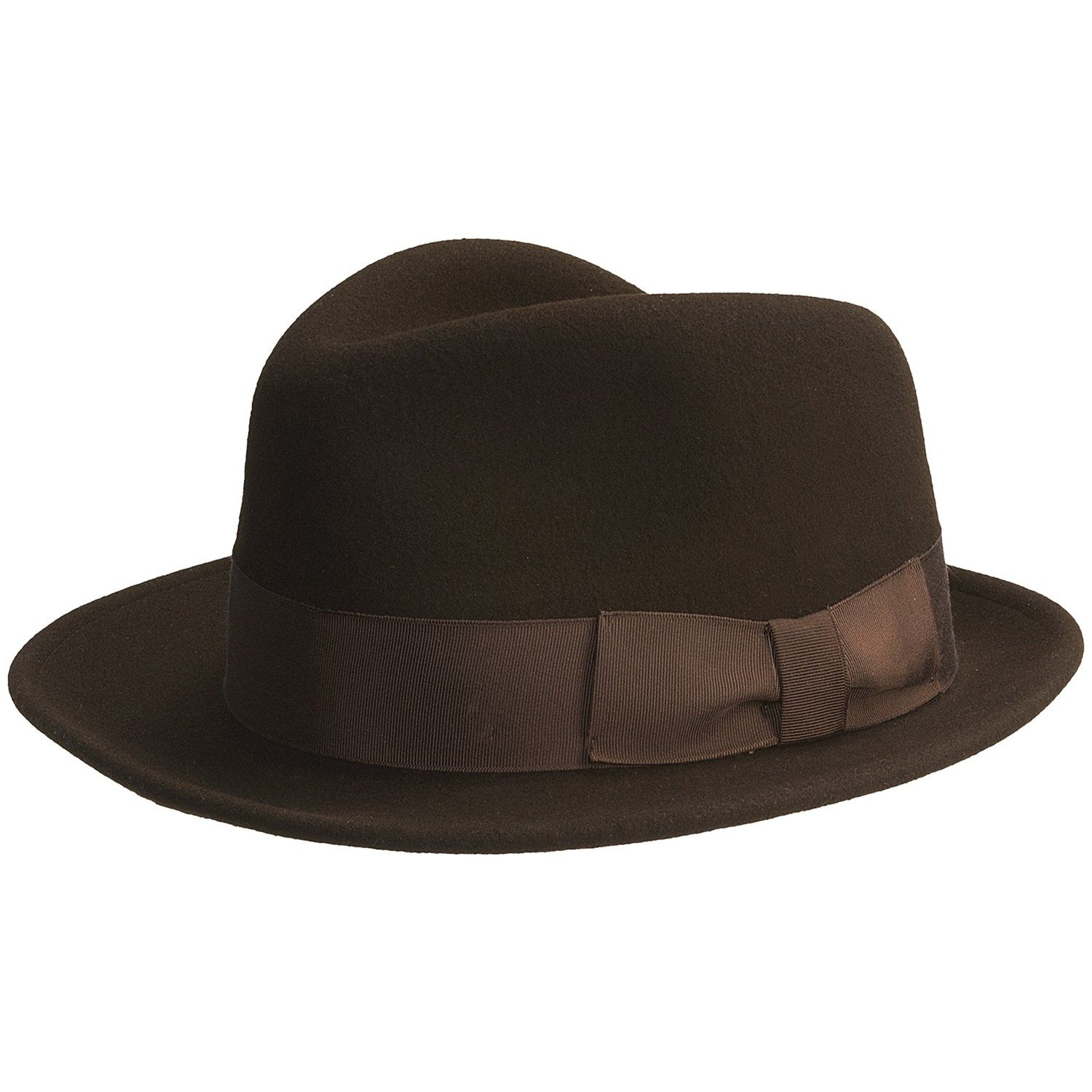 994a709768680 Country Gentleman City Fedora Hat (For Men)