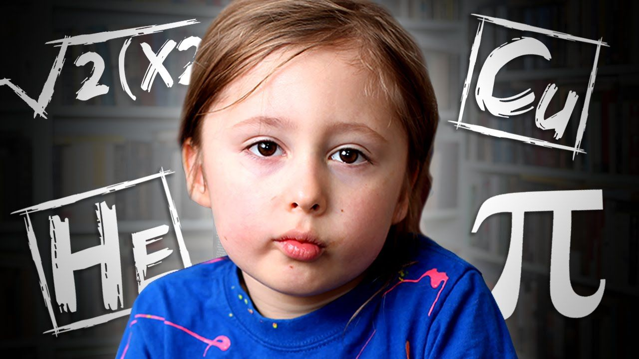 """WOW! He's sure something! """"Telepathic"""" Genius Child Tested"""