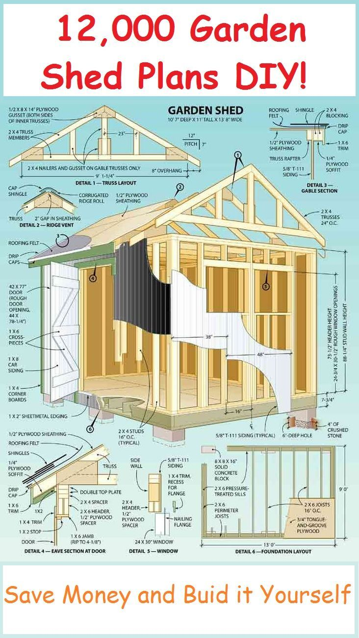 my shed plans is a complete guide that explains how you can build