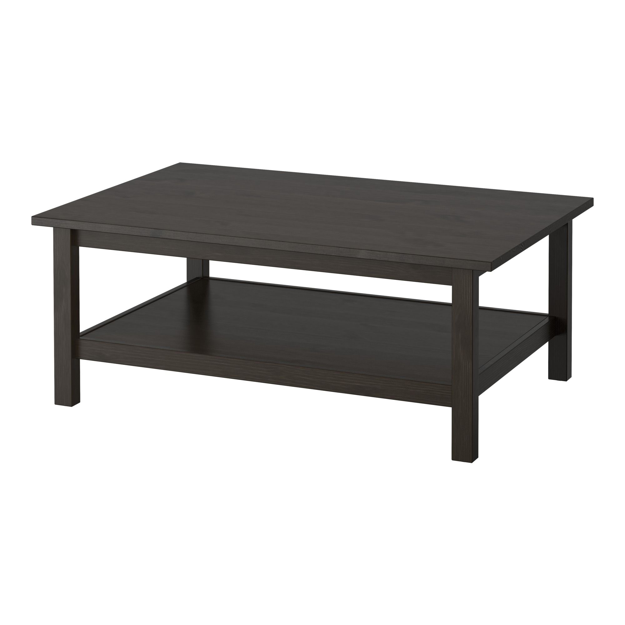 Ikea Couchtisch Schwarz Hemnes Coffee Table Black Brown Ikea Living Room Kitchen