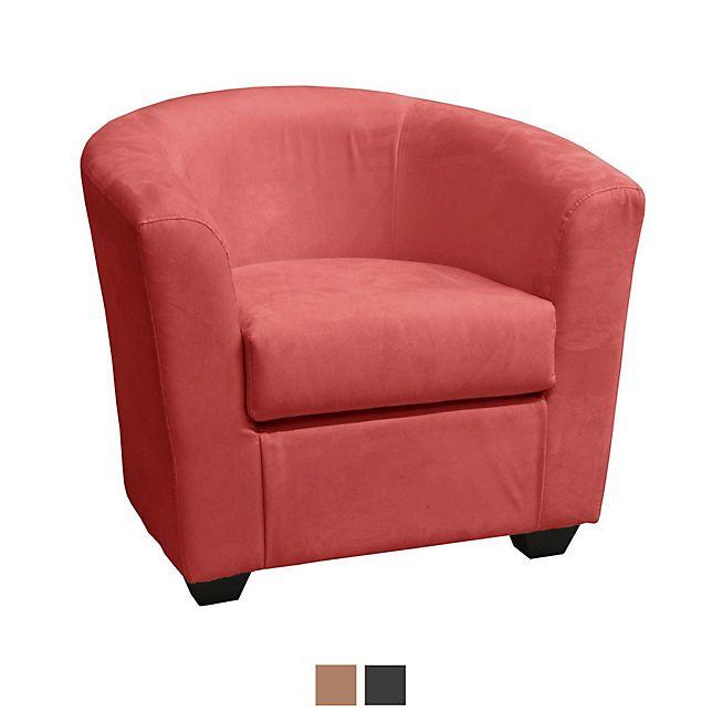 gianny fauteuil cabriolet rev tement microfibre pourquoi. Black Bedroom Furniture Sets. Home Design Ideas