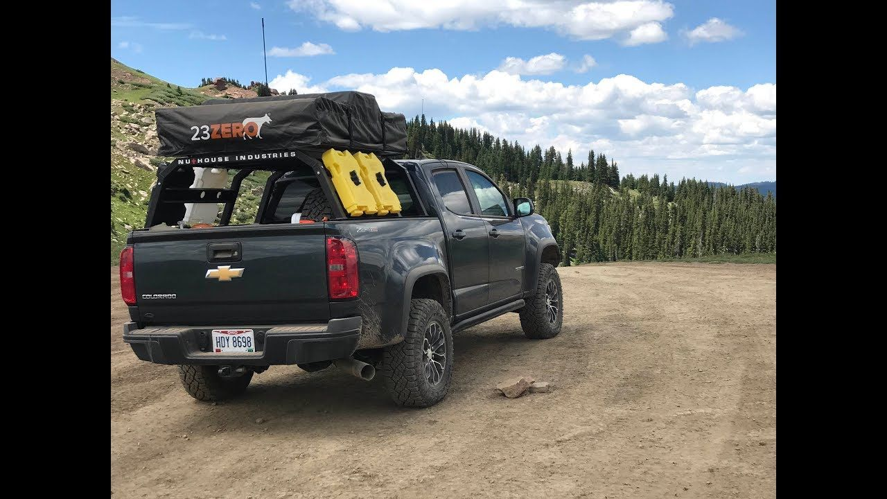 Nuthouse Industries Chevy Zr2 Bed Racks Youtube Chevy Colorado
