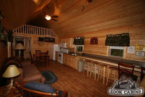 Log Cabin Interiors | Adirondack Cabin Photos Gallery | Page 1 | Zook Cabins