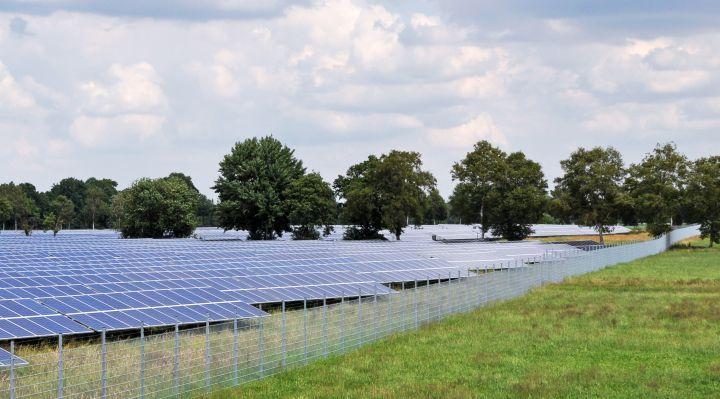 Sonnenenergie Hoch Vier Conergy Mit Weiterem 3 4 Mw Solarpark Fur