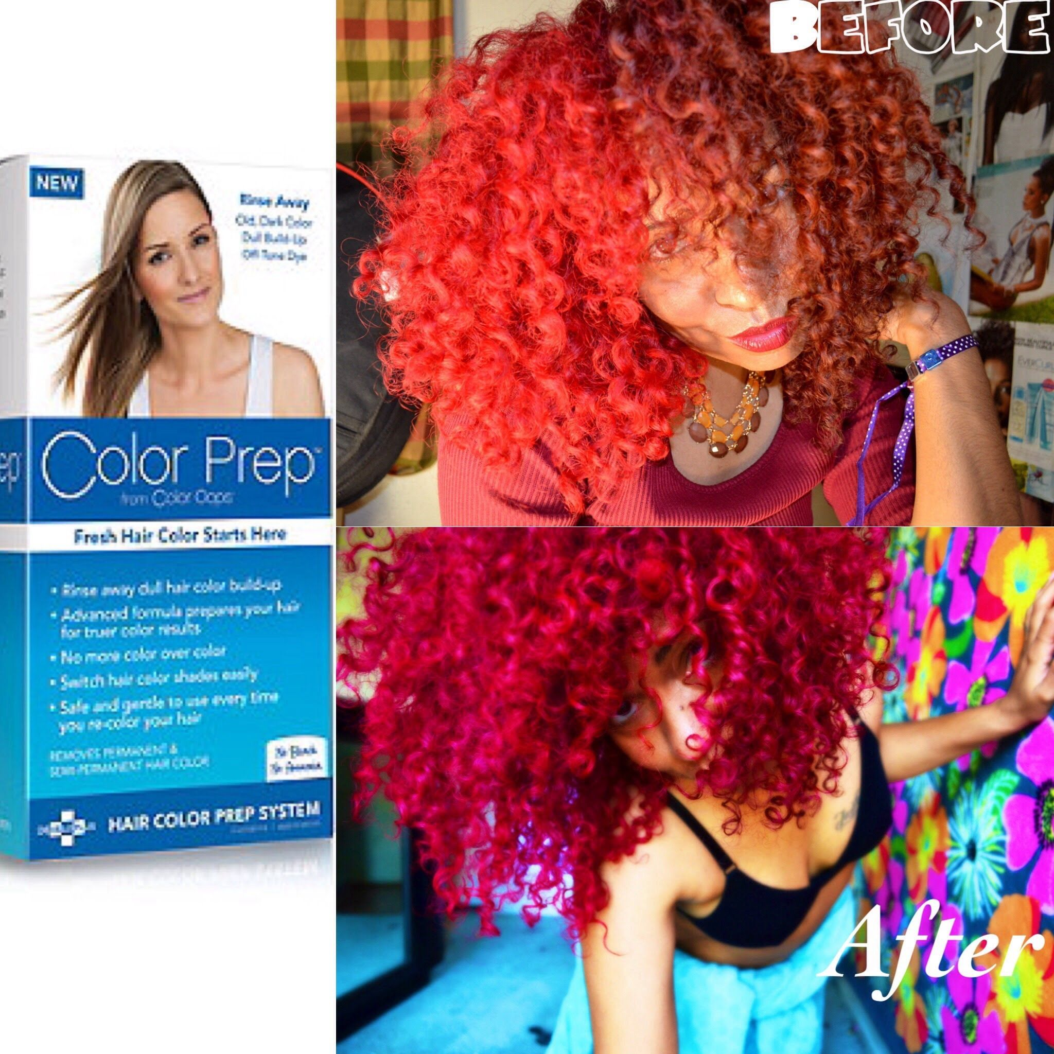 How i colour my hair using natural haircolor youtube - Find This Pin And More On Youtube By Naturallysymone Tutorial On How I Use Color Oops Color Prep To Remove Temporary Hair Dye