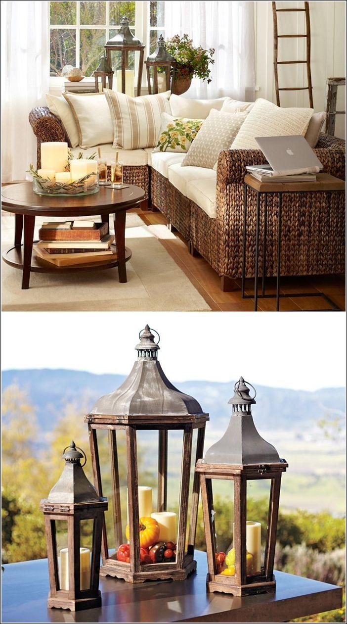 D coration traditionnelle avec des lanternes d coration for Decoration maison normande traditionnelle