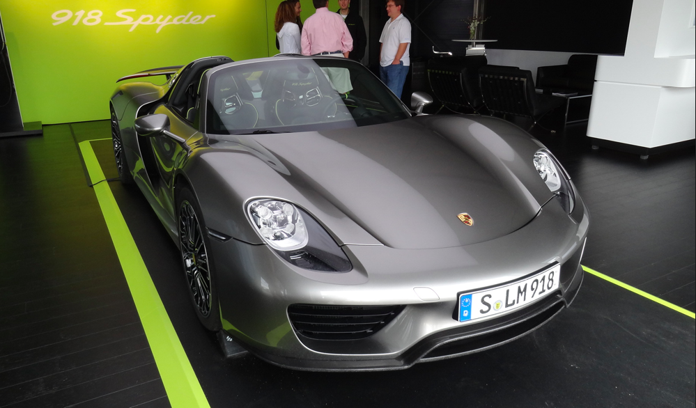 Porsche Carrera Gt Price