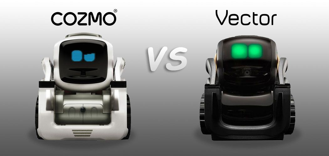 Anki Cozmo VS Vector: What is the difference between Cozmo and Vector? -  Hexnub | Vector robot, New technology gadgets, New technology 2020