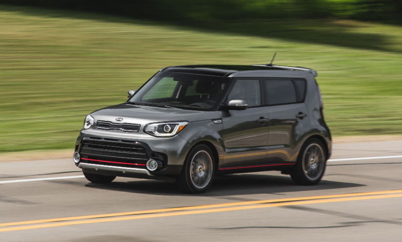 You Will Appreciate The Kia Soul S Seven Speed Dual Clutch Transmission As It Slides The Gears So Smoothly And Gets Kia Kia Soul Interior