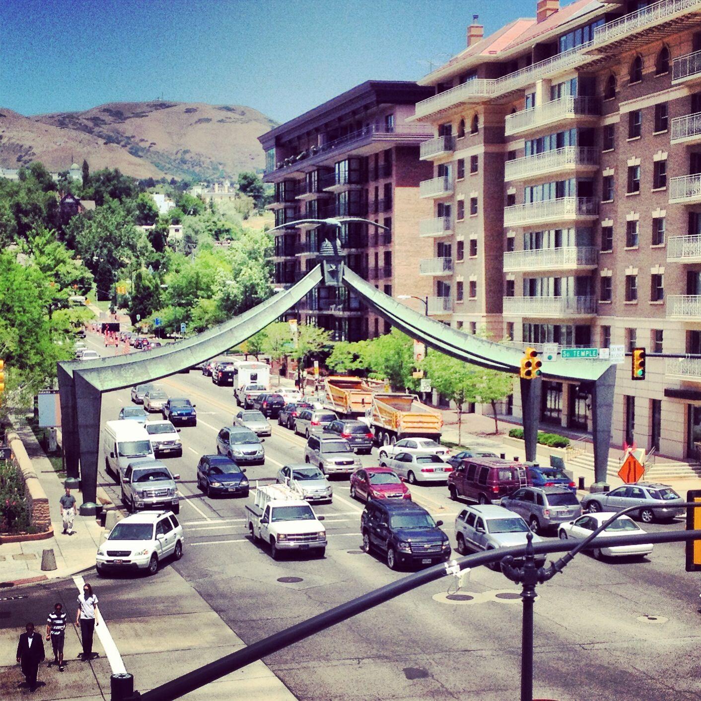 Downtown Salt Lake City Ut: Utah Travel, Salt Lake City Utah
