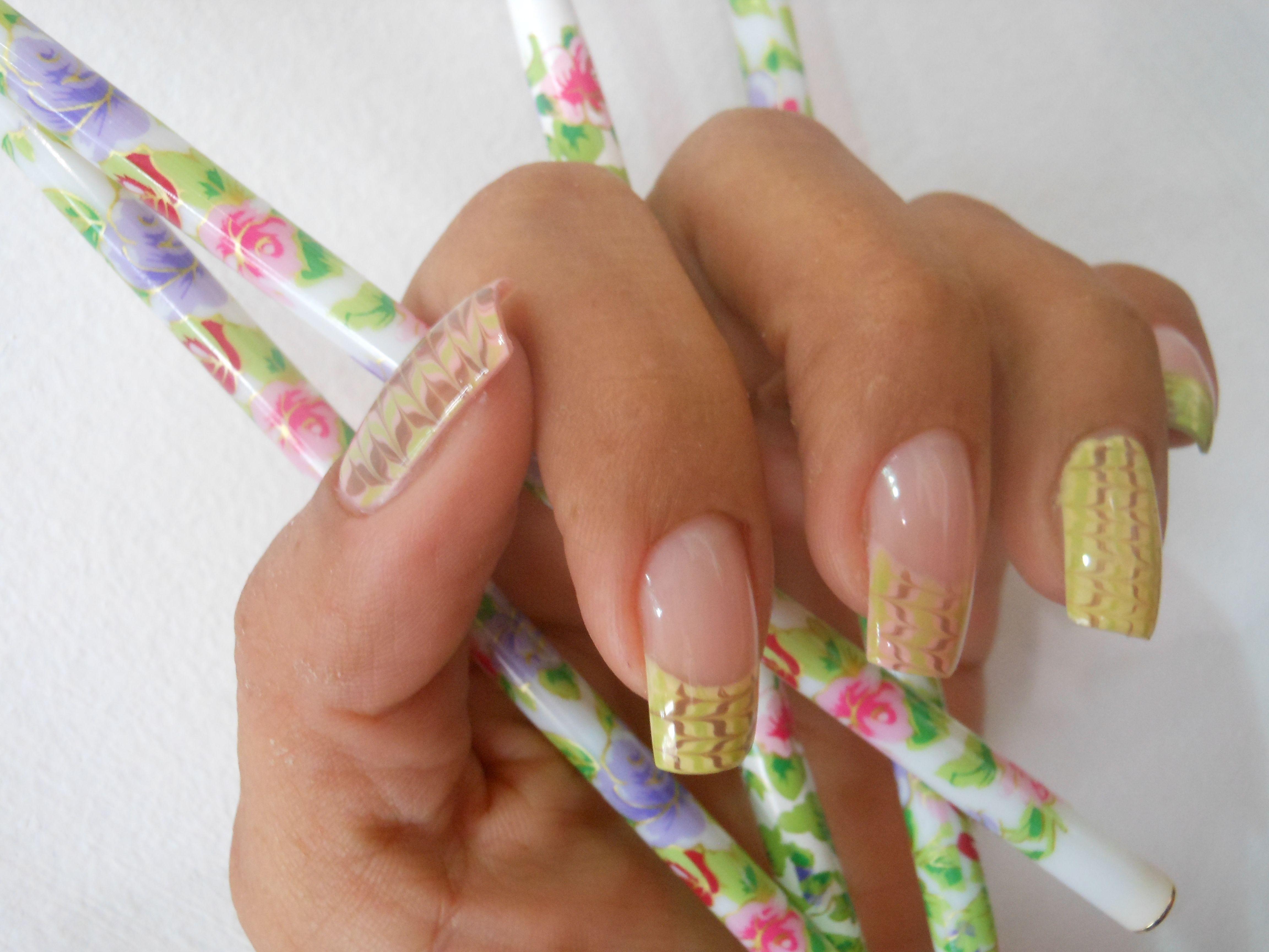 maquillaje uñas permanente