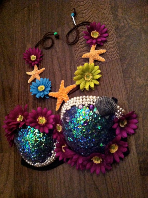 Design your own Rave Bra, Electric Zoo, Festival Bra, Electric Daisy Carnival, EDC, Daisy Bra, Ultra, Tomorrowworld, Halloween Costume