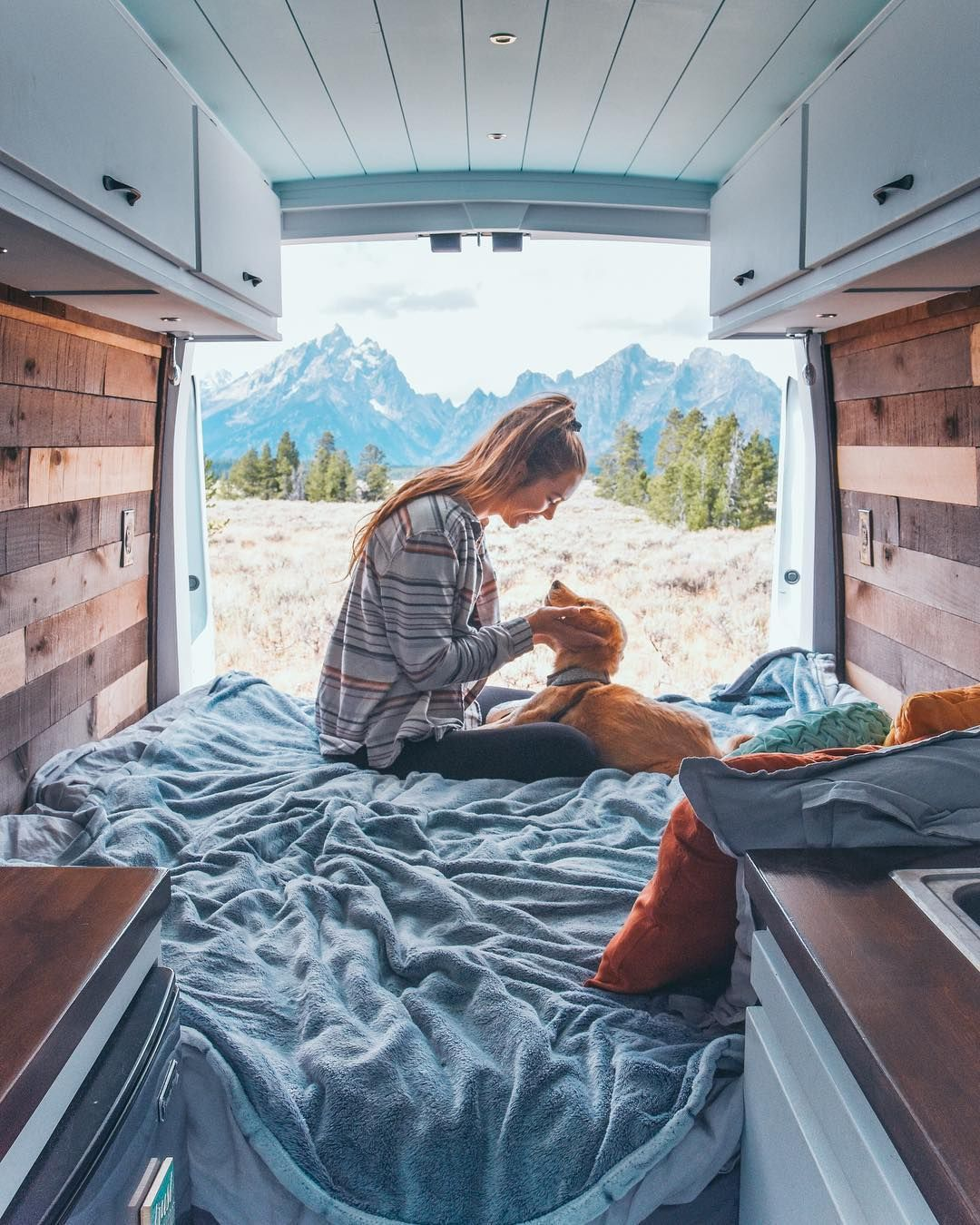 Complete Guide To Van Life, Camping & RV Travel