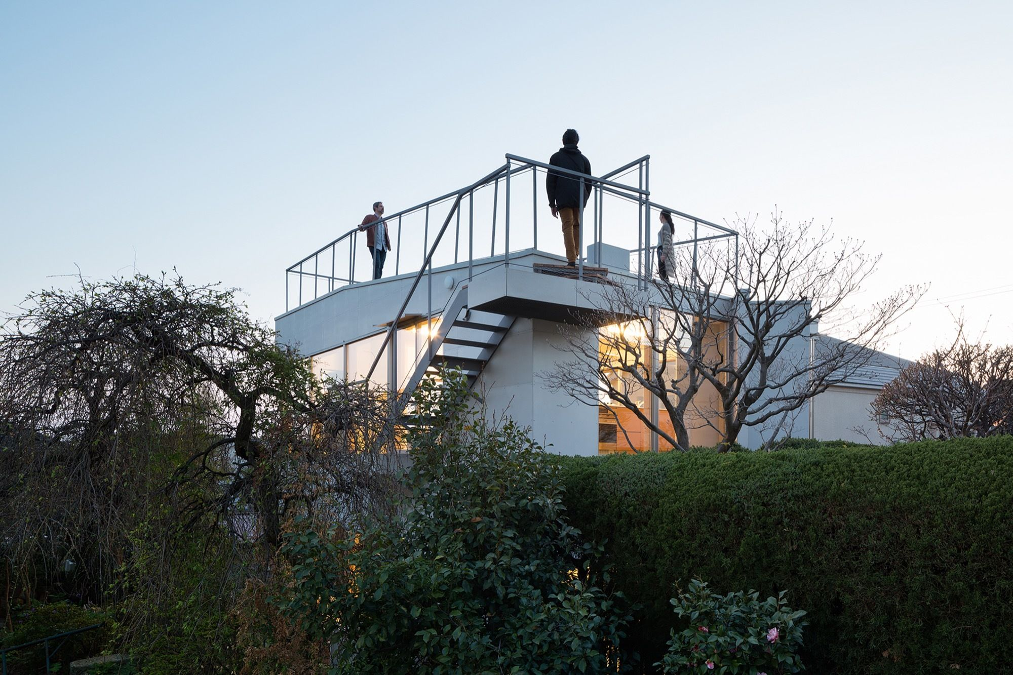 Oyamadai House / frontofficetokyo | ArchDaily