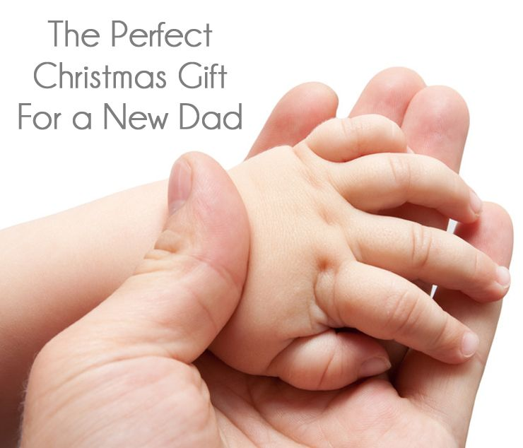 the perfect christmas gift for new dad from baby! #gifts #christmas ...