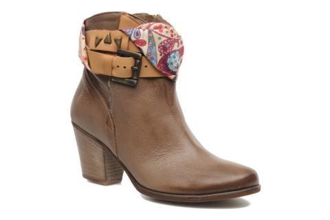 Chaussures à lacets pour homme Buffalo, brunBuffalo