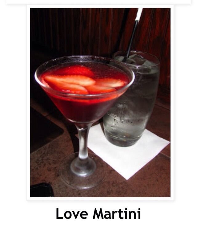 Love Martini. My Favorite!