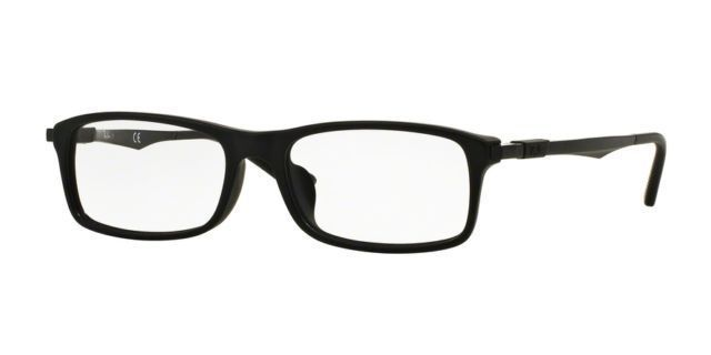 64e1051e0d Authentic Ray-Ban Eyeglasses RB7017F 2477 54MM MATTE BLACK Frames RX-ABLE