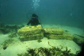Krishna S City Dwaraka Found Underwater Sunken City Underwater Ruins Underwater City