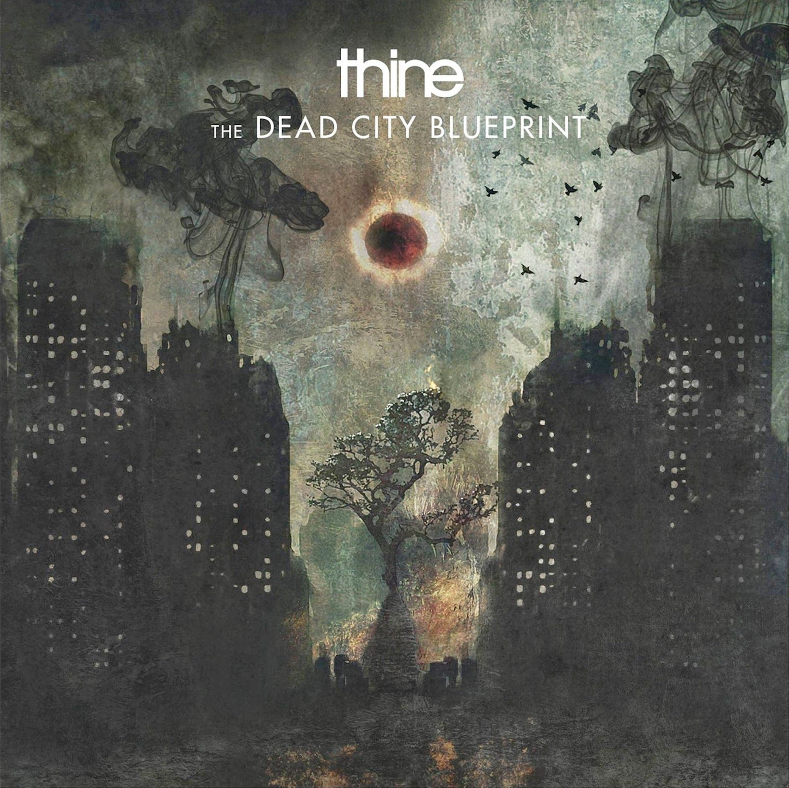 Thines new album the dead city blueprint premieres with the song thines new album the dead city blueprint premieres with the song out of your mind and into the void on soundcloud thines sound is a nice mix from malvernweather