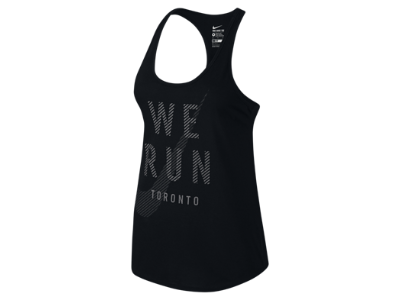 "Nike ""We Run"" (Toronto 2015) Women's Tank Top"