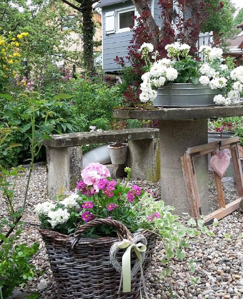 Shabby and Charme Cuori e fiori nel magico giardino di Susan
