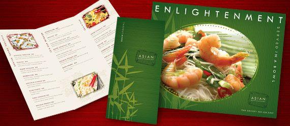 restaurant menu design ideas - Restaurant Menu Design Ideas