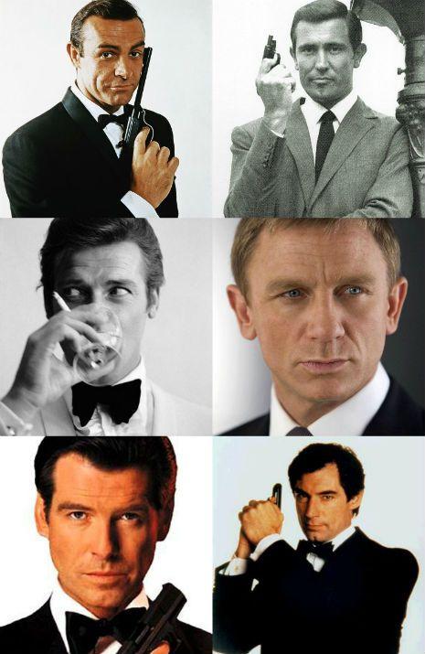 Bonds. James Bonds.