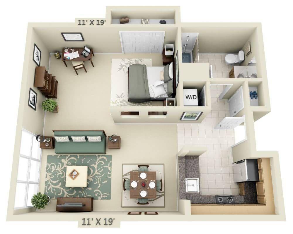 782 sq ft studio apartment country property planning pinterest rh pinterest co uk