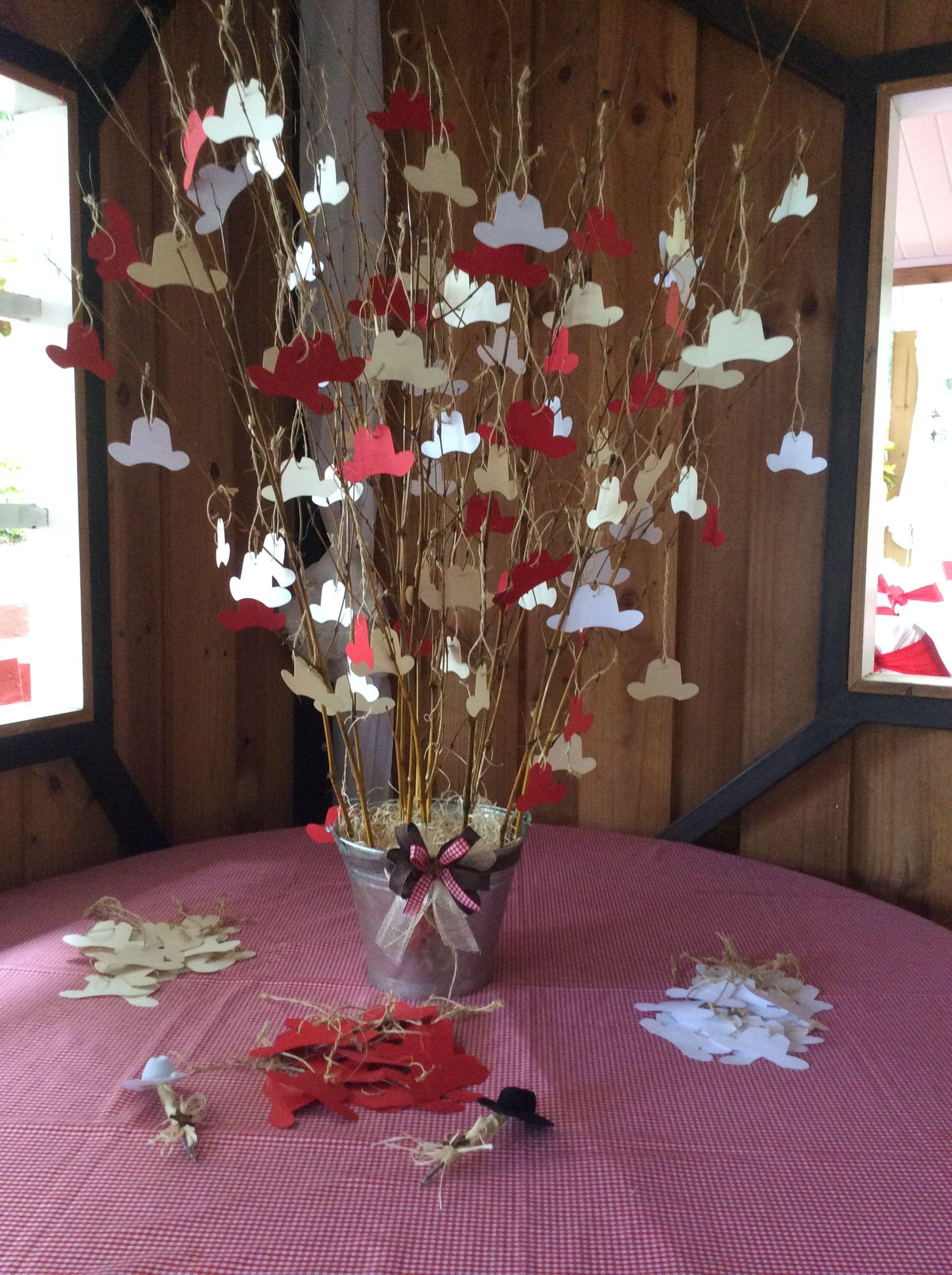 rbol de los deseos donde cada invitado podr escribir sus buenos deseos para el cumpleaero