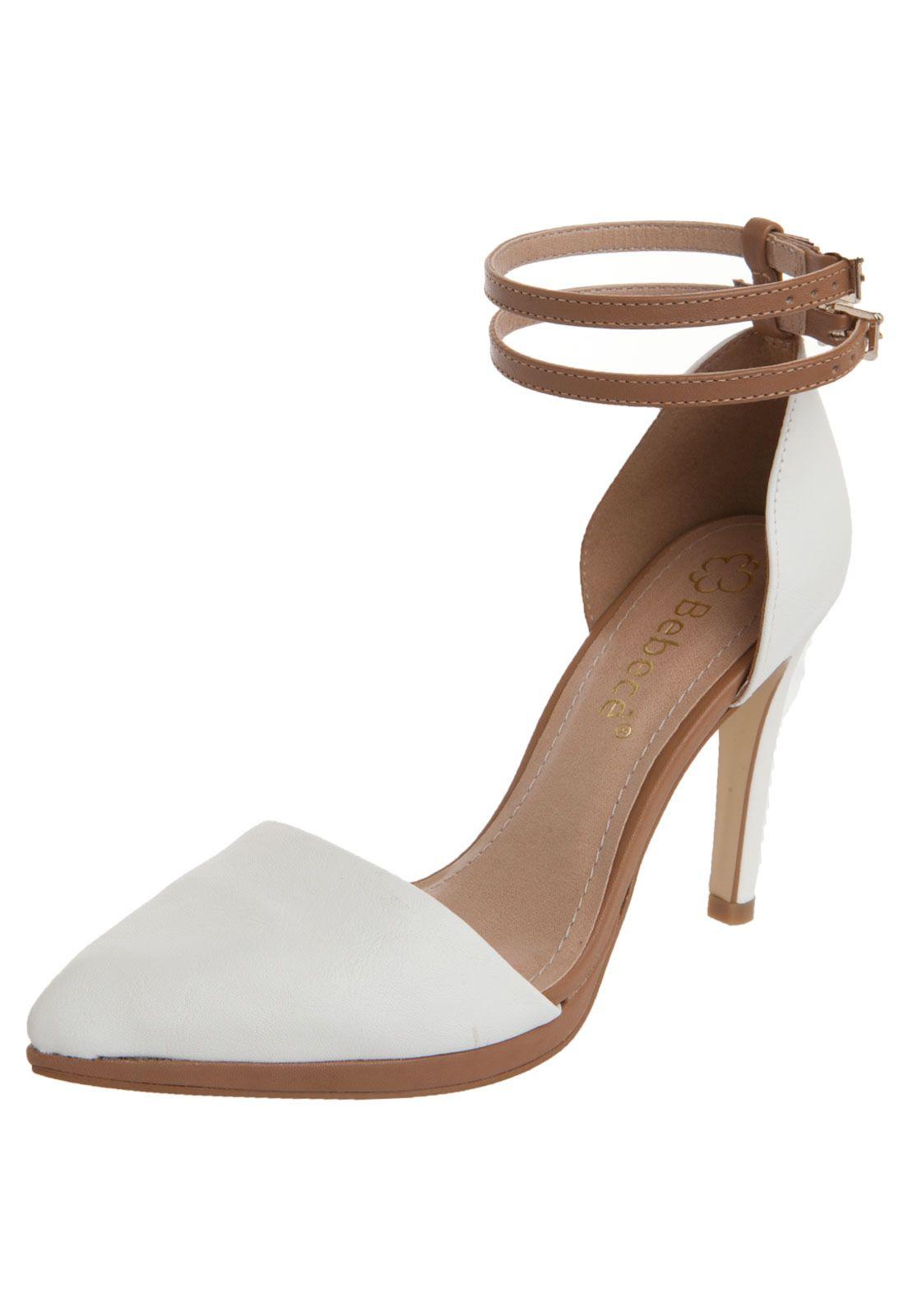 Sapato Feminino Sola Vermelha Marca Famosa Frete Gratis R